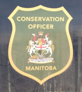 manitoba conservation officers logo