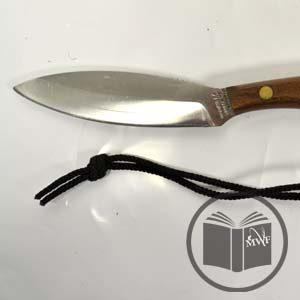 grohman canadian belt knife