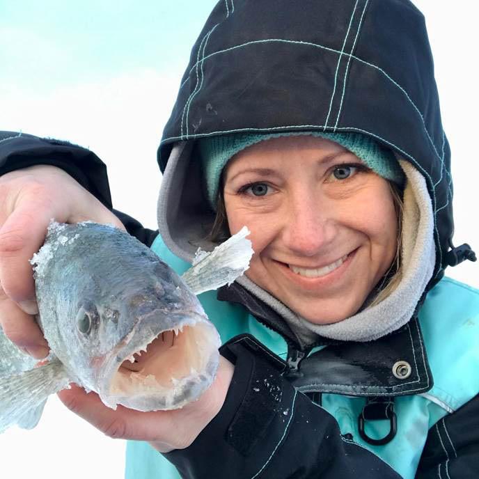 Ice Fishing Seminar